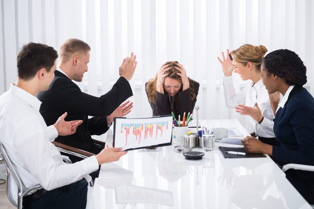 Reducing Workplace Conflict